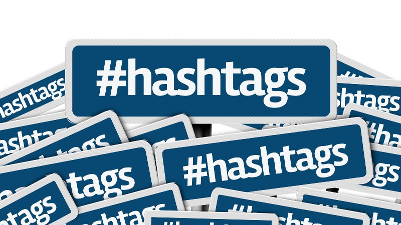 How to use hash tags?