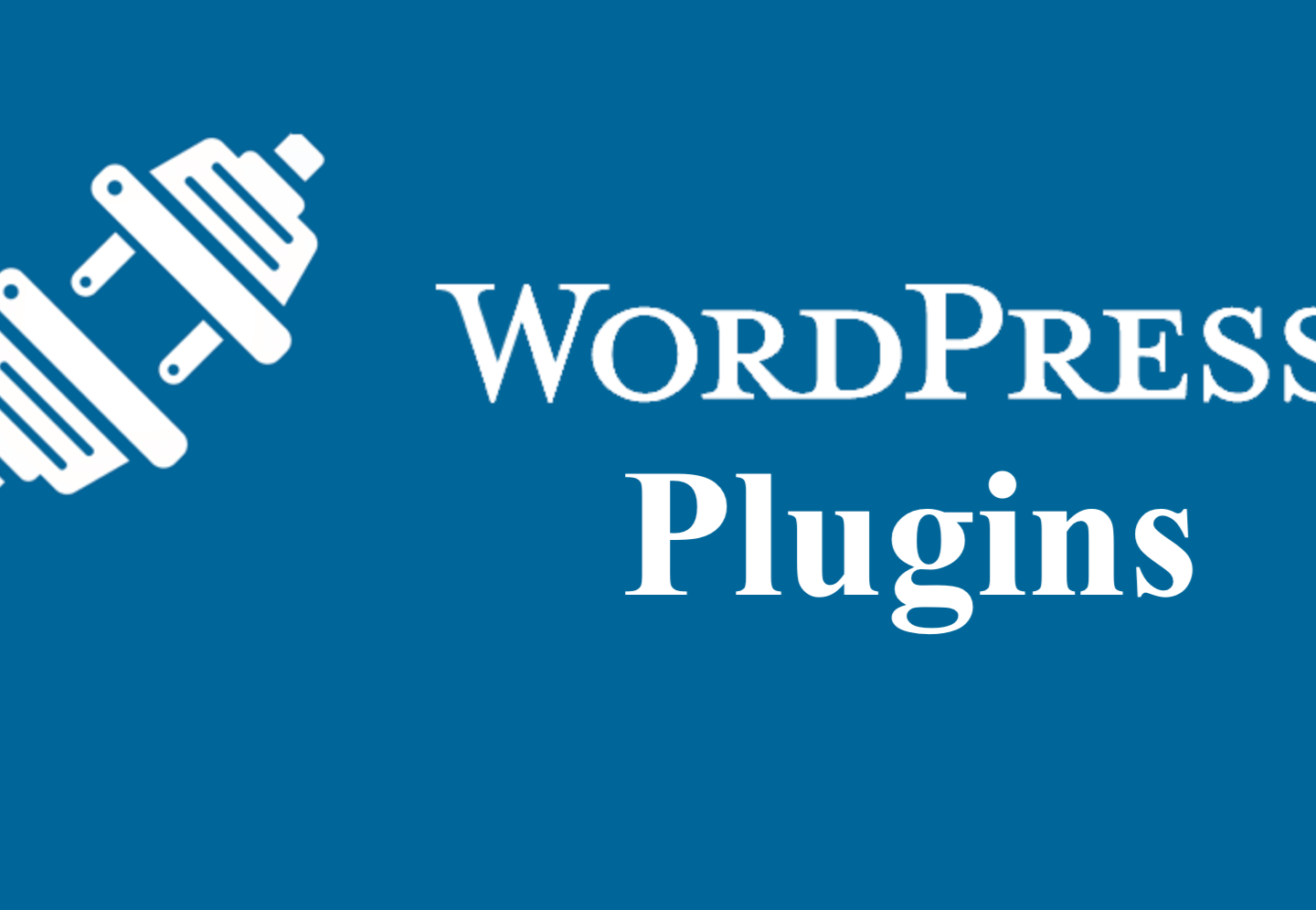 5 Must Use WordPress Plugins to create custom theme